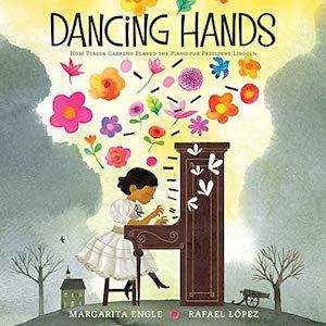 Dancing Hands: books for kids about presidents. nancybrashear.com