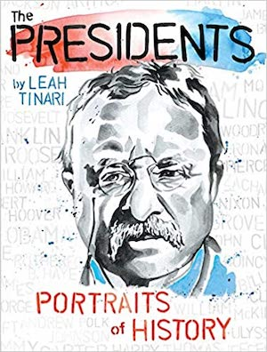 The Presidents: This unusual and engaging picture book biography contains illustrations of all the presidents of the United States through current times with interesting tidbits of information about each of them. nancybrashear.com