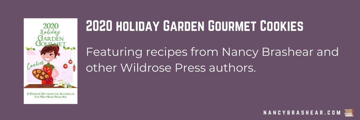 holiday garden gourmet cookbook slider