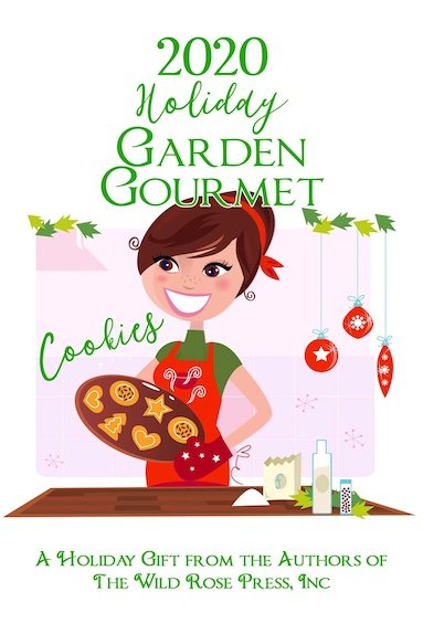 2020 Holiday Garden Gourmet Christmas Cookies